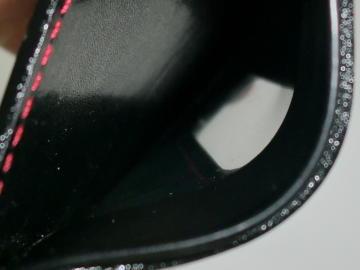 パスケース(ランドセルリメイク)~本体内装